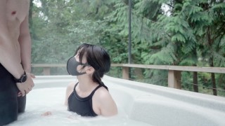 Girl who lives in the woods alone Episode 1 Friends Preview Version
