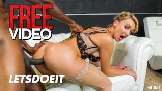 HERLIMIT MILF Russian Model Elen Million Anal Riding A Big Black Cock Full Scene