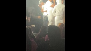 INTENSE STRIPPING & SEX IN THE CLUB!!! ONSTAGE!!