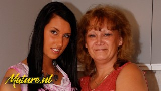Hairy Granny Lesbians