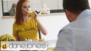 Dane Jones Big tits redhead Lenina Crowne and pussy eating big dick husband
