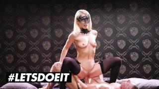XCHIMERA Blonde Beauty Nesty Has The Best Fantasy Fuck Of Her Life LETSDOEIT
