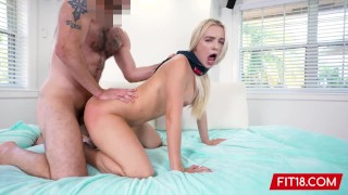Fit18 Lana Sharapova Tall Thicc Blonde Gets Creampie During Casting