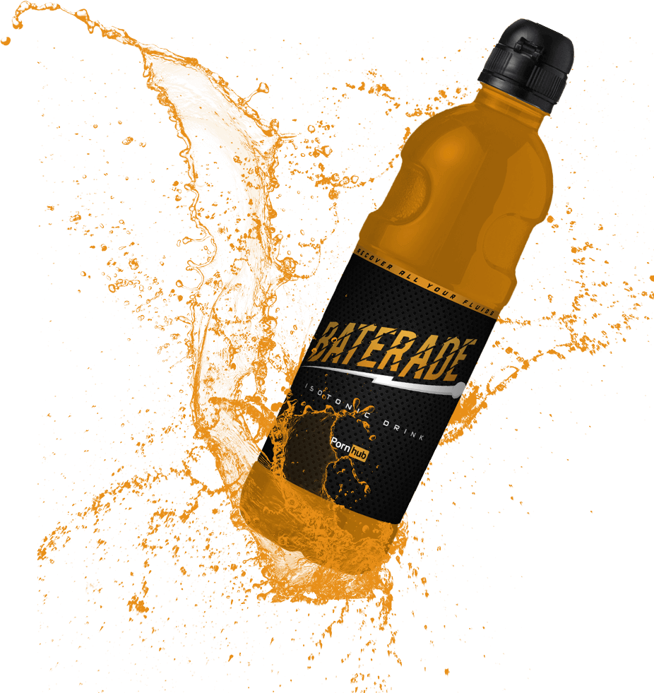 Baterade bottle